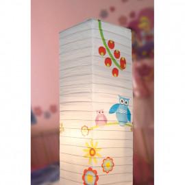 Kinderzimmerleuchte Leuchtenschirm, Standleuchte, NERWA, 2 x E14 / 40W