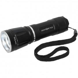 LED Taschenlampe PL22, 1 LED / 3W Länge 116,5, Ø 34,5mm - Leuchtwert