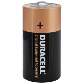 Batterie, ORIGINAL EQUIPMENT ACCESSORY, Alkaline, Baby LR14, 1,5V - Duracell