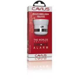 VDS-Mini-Rauchmelder, CAVIUS INVISIBLE 10Y, fotoelektrisch
