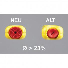 Entmantler und Abisolierer für NYM- und Stegleitungen, STANDARD NO. 28H