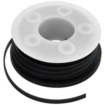 BIS STARLOCK,  Kabelband für Kabelbinderpistole, schwarz