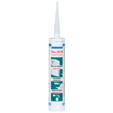 Kleb und Dichtstoff, FLEX 290 M, 1 Komponente, 310 ml, transparent