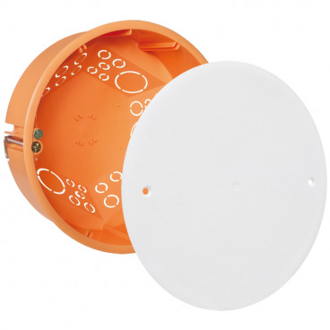 Abzweigdose, Ø 120 mm, Tiefe 65 mm