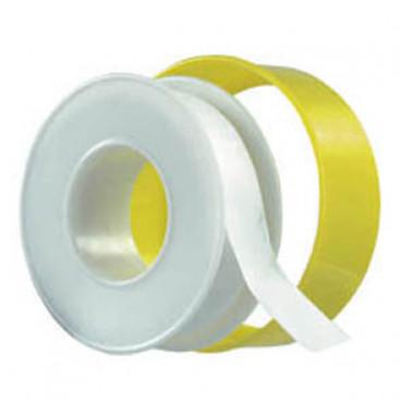 Gewindedichtungsband, PTFE, Breite 12 mm, Länge 12 m, weiß