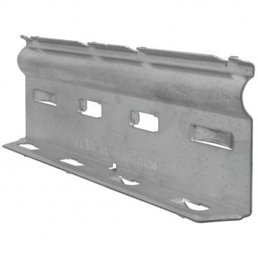 10 Stück Schnellverbinder für Kabelrinne System P31, Stahlblech