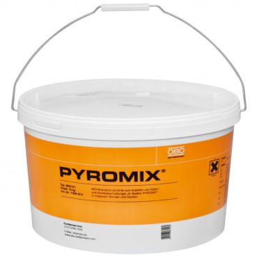 Brandschutzmörtel für Kombischott, MSX-E1, 10 kg Eimer