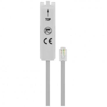 Kommunikations Adapter, eHZ, mit RJ-10 Stecker und 0,4 m Kabel
