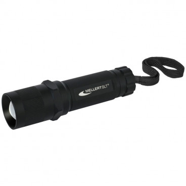 LED Taschenlampe, TL 380 MASTER HPL, 1 CREE LED Länge 122mm, Ø 32,5mm - Mellert