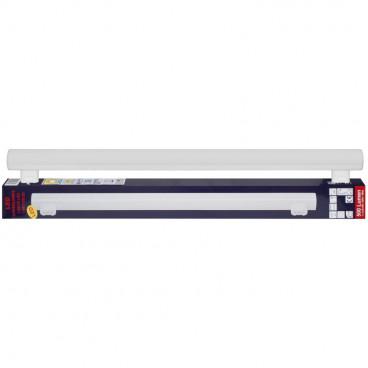 LED Lampe, Linie, S14s / 8W, opal, 500 lm, 2700K
