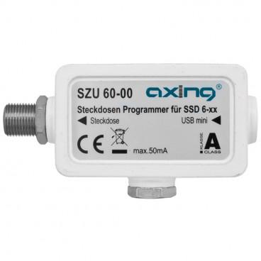 Programmiergerät, SZU 60-00 für alle SSD 6 Steckdosen Axing