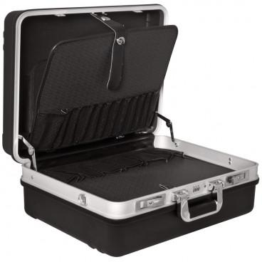 Hartschalen Werkzeugkoffer aus schlagfestem ABS - Material, ohne Werkzeug
