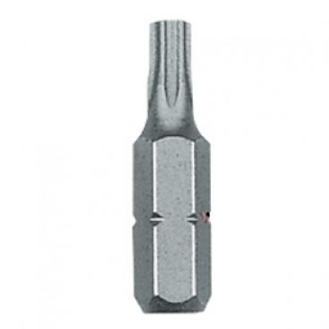 Bit, TAMPER RESISTANT, Torx Größe T10, Aufnahme 1/4, Länge 25 mm