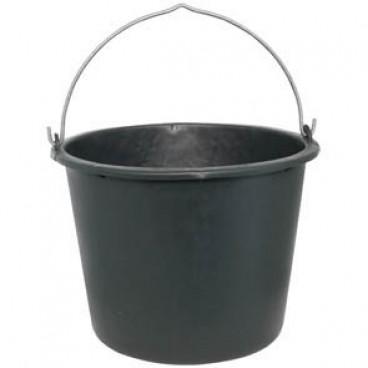 Baueimer, Polyethylen, Nenninhalt 12 Liter,