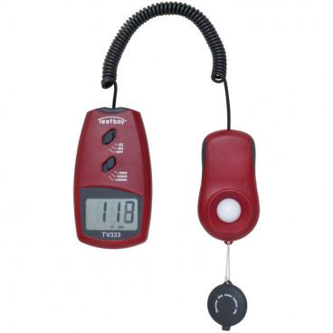 Digital Luxmeter, TV 333