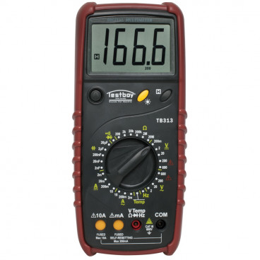 Digital Multimeter, TB 313