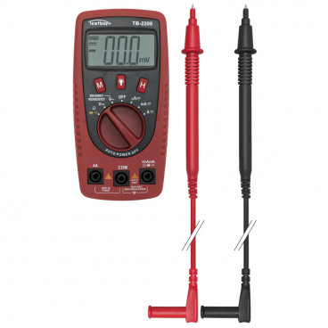 Digital Multimeter, TB 2200