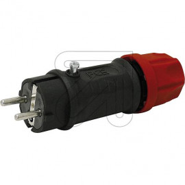Gummi- Stecker Zugentlastung bis H07RN-F 3x2,5mm² , VDE / ÖVE / Kema Keur