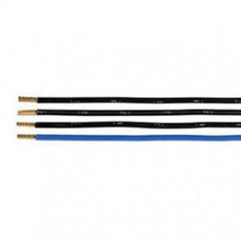 Kabelbäume Zählerzugangsleitung, 4 x 10², beidseitig mit Hülsen Länge 360 mm - Pollmann