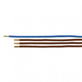 Kabelbäume Zählerzugangsleitung, 4 x 10², beidseitig mit Hülsen Länge 670 / 1060 mm