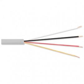 250 Meter Telefonleitung, 2 x 2 x 0,6²mm J-Y (ST)Y, inkl. CU