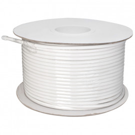 5 Meter Bund BK-/ SAT-Koaxkabel, SKB 395-04 digitaltauglich Ø 6,8 mm