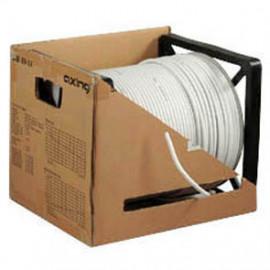 5 Meter Bund Koax-Kabel, SKB 92-04, SAT/digital, >100dB, Ø 6,8mm, inkl. CU