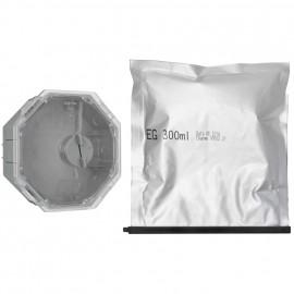 Gießharz Kabelmuffen, für Kabel-Ø von 8 bis 14,5 mm, 4 Einführungen