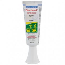 Kleb und Dichtstoff, FLEX-BOND, 1 Komponente, 85 ml, weiß