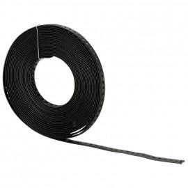 10 Meter Montageband, Breite 12 mm x Höhe 0,75 mm, Loch-Ø 5 mm