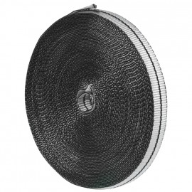15 Meter Gewebe Breite 14 mm x Höhe 1 mm Nagel Band