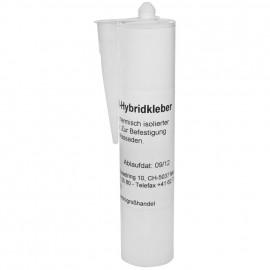 Hybridkleber, PE Kartusche, 290 ml