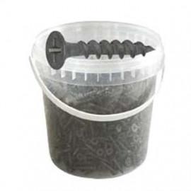 Box mit 1300 Stck Schnellbauschrauben, Senkkopf, PH 2, 3,9 x 25 mm