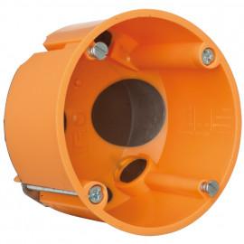 Hohlraum Schalterdose, winddicht, Ø 68 mm, Tiefe 47 mm - F-tronic
