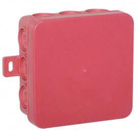 Kabeldose, AP, 12 Einführungen Länge 85 mm, Breite 85 mm, Höhe 40 mm IP55 VDE