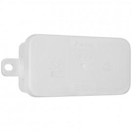 2 Stück Kabeldose, AP, 8 Einführungen für Kabel-Ø bis 14 mm Thermoplast F-tronic