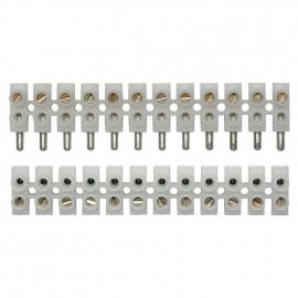 Stecker Klemmleiste, (Stecker/Kupplung), Kunststoff, 12-polig, 2,5 mm²