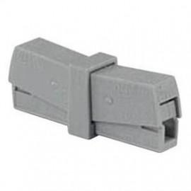 10 Stück Service Steckklemme, 2-polig, für Leiter bis 2,5² - Wago