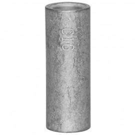 100 Stück Stoßverbinder, ohne Isolierung, für Kabel Ø 16mm Länge 26mm