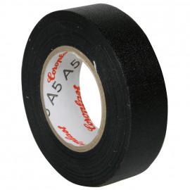 Coroplast Gewebeklebeband, Breite 19 mm, Länge 10 m Farbe schwarz