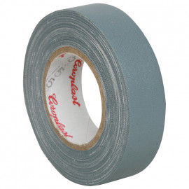 Coroplast Gewebeklebeband, Breite 19 mm, Länge 10 m Farbe grau