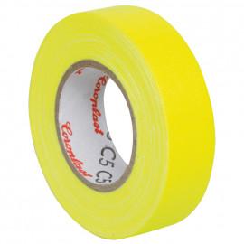 Coroplast Gewebeklebeband, Breite 19 mm, Länge 10 m Farbe gelb