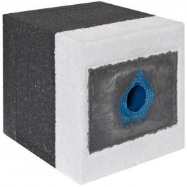 Dämmblock, Geräteträger, 20 kg, 100 - 140 mm, F-tronic