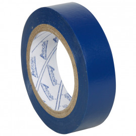 PVC Isolierband, PROFI 150, Breite 15 mm, Länge 10 m Farbe blau - 10 Stück