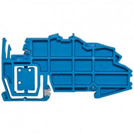Sammelschienenträger, blau - Wago Reihenklemmen