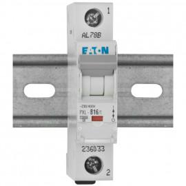 LS Leitungsschutzschalter, 1 polig, B Charakteristik Nennstrom 16A - Eaton