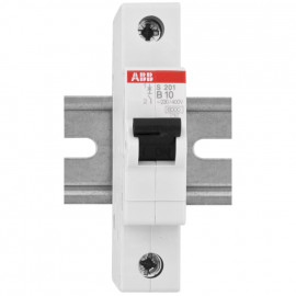 LS Leitungsschutzschalter, 1 polig, 32A, B Charakteristik, Baureihe S 200 - ABB