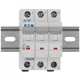 LS Leitungsschutzschalter, 3 polig, C Charakteristik Nennstrom 16A - Eaton