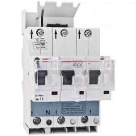 Hauptleitungsschutzschalter, 3-polig, E-Charakteristik, Baureihe AEG S90 50A - AEG