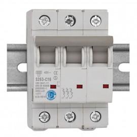 LS Leitungsschutzschalter, 3 polig, C Charakteristik Nennstrom 63A - Klein